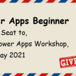 Win a seat to our 5-hour Power Apps Beginner Workshop