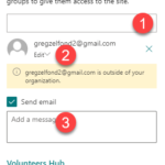 5 ways to invite external users to a SharePoint site