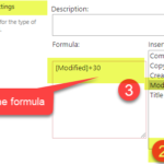 5 places to use formulas in SharePoint lists and libraries