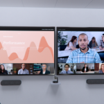 New experiences coming to Microsoft Teams Rooms to allow everyone to participate on equal footing