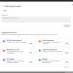 Introducing suggested attachments in Microsoft Planner